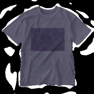 Miracke Happy Bareの万華鏡柄 Washed T-shirts