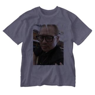 真澄 Washed T-shirts