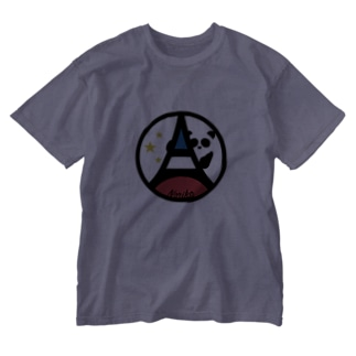 パ紋No.3377 Noriko Washed T-shirts