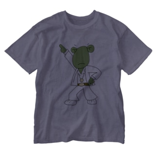 DISCO FROGBERT Washed T-shirts