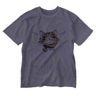 Fresh cat Washed T-shirts