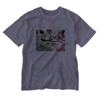 OZE Washed T-shirts