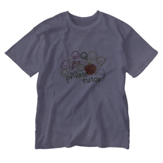 private tutor! Washed T-shirts