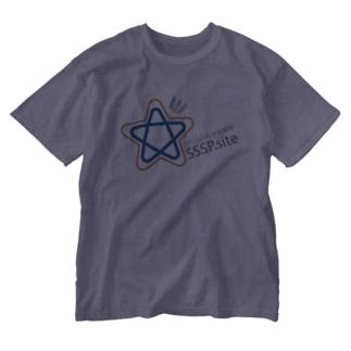 われらは科学特撮研 SSSP.site Washed T-shirts