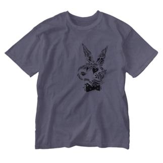 Happy Rabbit Washed T-shirts