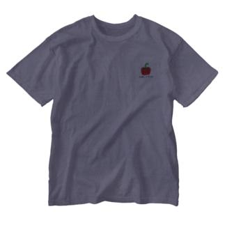 えぼしパプリカ Washed T-shirts