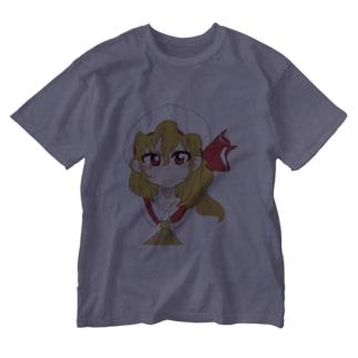 フランドール Washed T-shirts