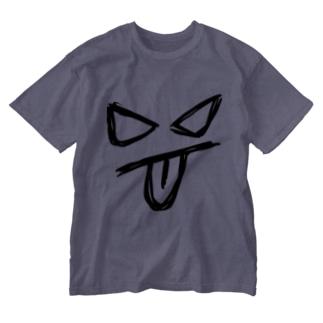 悪い芝居の悪い芝居物販部・15周年企画 Washed T-shirts