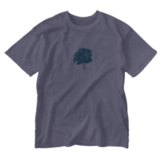 石川 佳宗の樹木2 Washed T-shirts