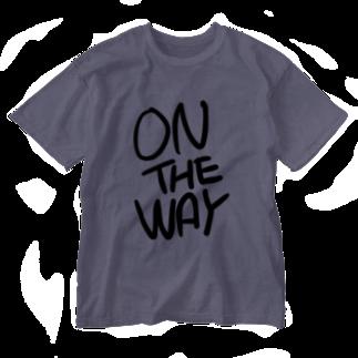 Souzen の道 Washed T-shirts