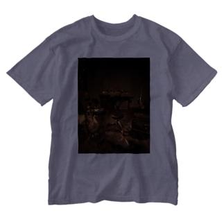 秋山徹次ライブセット Washed T-shirts