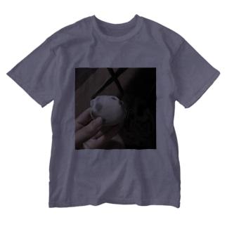 豆大福の時間や Washed T-shirts
