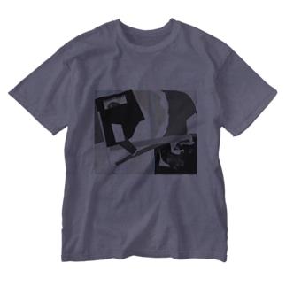 punkadada Design Washed T-shirts