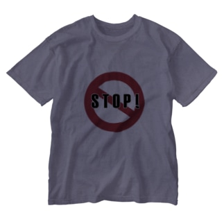 STOP! Washed T-shirts