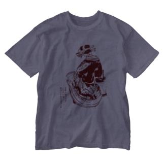 ぺぺ屋のオイラン Washed T-shirts