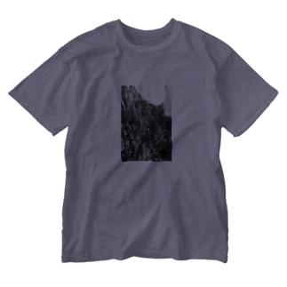 アニミズム Washed T-shirts