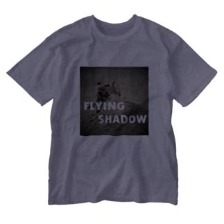 飛ぶ Washed T-shirts