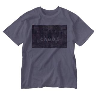 chaos Washed T-shirts