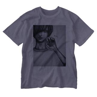 Washed T-shirts