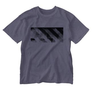 プラットホーム Washed T-shirts