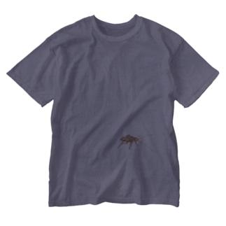 きぶりん Washed T-shirts
