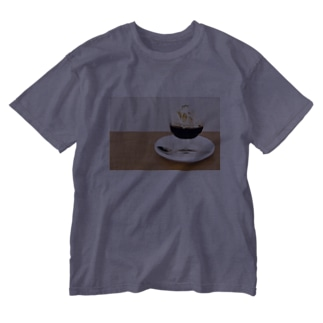 coffee jelly  Washed T-shirts