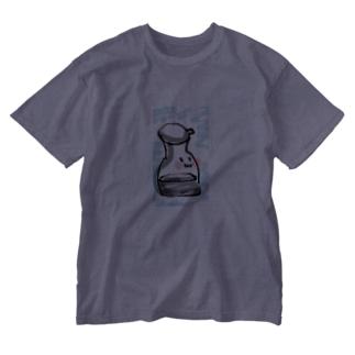 しょうゆちゃん Washed T-shirts