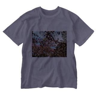 紅葉 Washed T-shirts