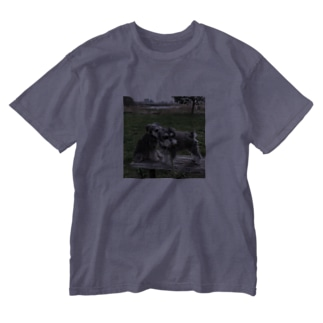 トランプくんとオリバーくん Washed T-shirts