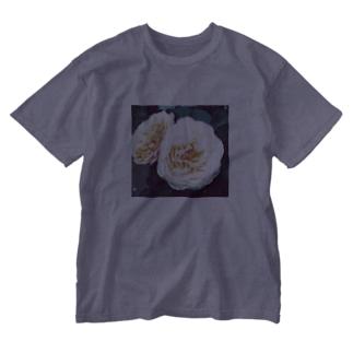 はなはな。 Washed T-shirts