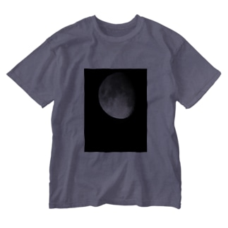 月*宇宙 Washed T-shirts
