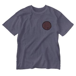 スーパーアンマン オレンジ Washed T-shirts