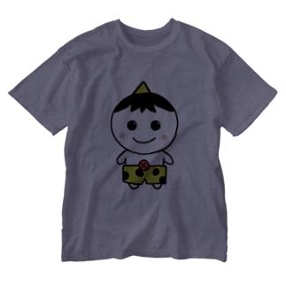 つのっきー Washed T-shirts