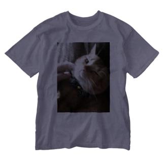 からしくん Washed T-shirts