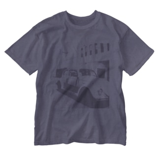 Carboo  Washed T-shirts