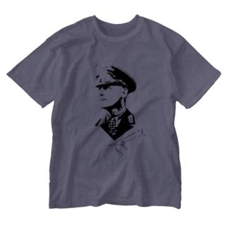 ロンメル元帥 Washed T-Shirt
