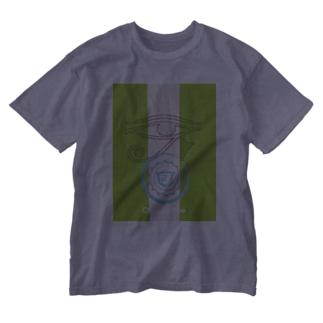 chakra Washed T-shirts