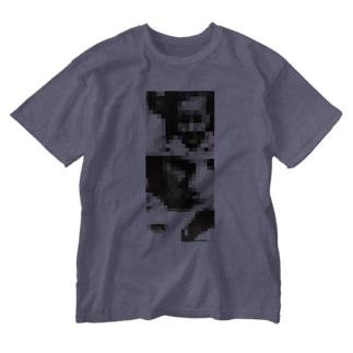 モンタージュ→ Washed T-shirts