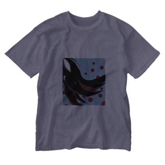 ええにおいするやつ Washed T-shirts