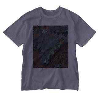 色祭T Washed T-shirts