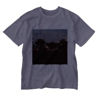 茜空 Washed T-shirts