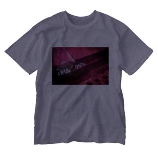 95% Washed T-shirts