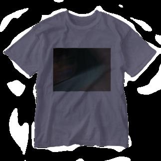 galah_addの午睡、残像 Washed T-shirts