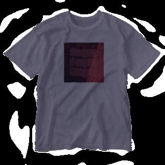 イイコヨイコのHanging Washed T-shirts