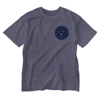 百環 Washed T-shirts
