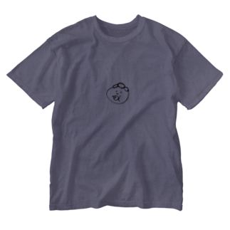 157_imのマイベイビー Washed T-shirts