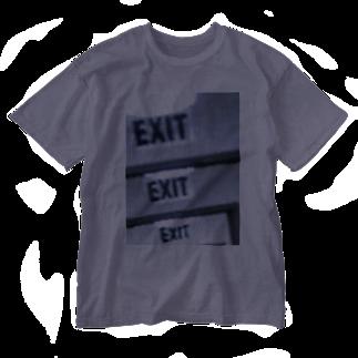 Stella-starのExit Washed T-shirts