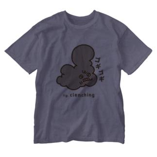 ゴギゴギ Washed T-shirts