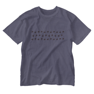 @nyacochin_のしいたけのTシャツ Washed T-shirts