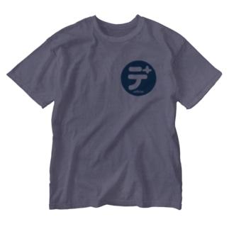 デッサンプラス Washed T-shirts